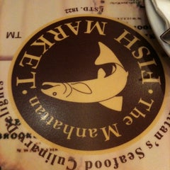 Photo taken at The Manhattan Fish Market by Tien Sheng C. on 3/9/2011