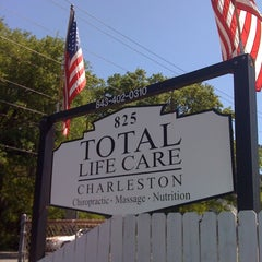 Photo taken at Total Life Care Chiropractic by Stephanie Z. on 4/12/2012