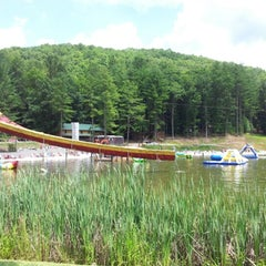 Photo taken at ACE Adventure Resort by Brian S. on 7/28/2012