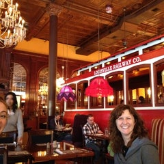 Photo taken at The Old Spaghetti Factory by Phil B. on 3/2/2012