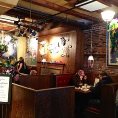Photo taken at The Grog Restaurant by Isabel S. on 2/19/2012
