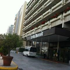Photo taken at Athens Ledra Hotel by Konstantina K. on 5/10/2012