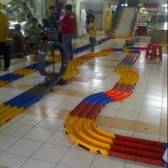 Photo taken at Atrium Pondok Gede by Danny F. on 7/28/2012