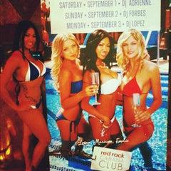 Photo taken at Red Rock Cabana Club by Marirose N. on 9/7/2012