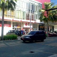 Photo taken at Binjai SUPERMALL by Kibin W. on 2/27/2012