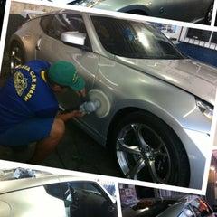 Photo taken at Bessa Car Wash by Carol on 7/31/2012