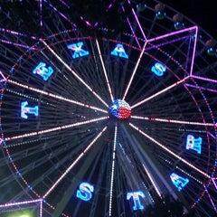 Photo taken at Texas Star Ferris Wheel by Eric C. on 10/16/2011