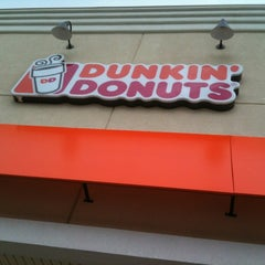 Photo taken at Dunkin Donuts by Joe🍀 on 8/23/2012