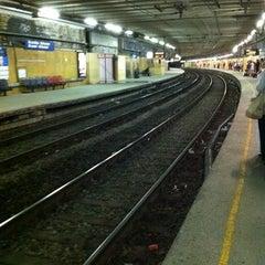 Photo taken at Gare de Bruxelles-Schuman / Station Brussel-Schuman by Pierre A. on 8/18/2011