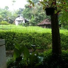 Photo taken at Ban Rai Lanna Resort by Jurgen K. on 8/6/2011