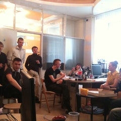 Photo taken at Сайтсофт, Веб-студия by Kirill I. on 4/8/2011