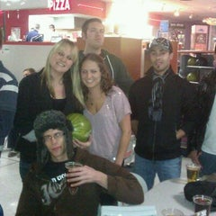 Photo taken at Brunswick Zone by Rob H. on 11/29/2011