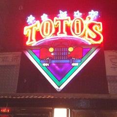 Photo taken at Toto's Garage by Pratish M. on 3/6/2012