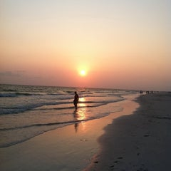 Photo taken at Anna Maria Island by Melody E. on 6/17/2011