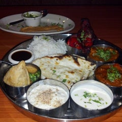 Photo taken at Dale's Indian Cuisine by Tina M. on 7/15/2012