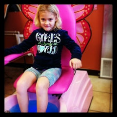 Photo taken at Nail Fever by Andrea C. on 12/22/2011