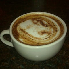 Photo taken at Newsworthy Cafe by David R on 2/7/2012