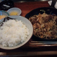 Photo taken at 食事処DON by Masahiro A. on 9/2/2011