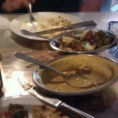 Photo taken at Bombay Indian Restaurant by Mitch R. on 11/18/2011