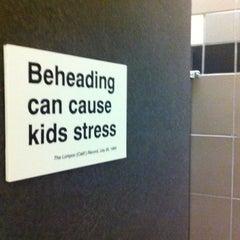Photo taken at John Seigenthaler Center by Bobbi B. on 4/13/2012