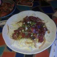Photo taken at Kanpai Bar & Grill by Matt S. on 8/9/2012