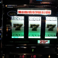 Photo taken at Casino de Mont-Tremblant by Michael B. on 1/7/2012