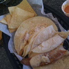 Photo taken at Chubby's Tacos by Matthew C. on 11/12/2011