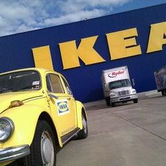 Photo taken at IKEA Houston by Chris on 11/22/2011