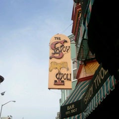 Photo taken at Savoy Tivoli by Gabriella S. on 3/19/2012