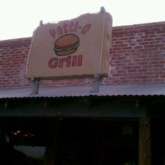 Photo taken at Patti-o Grill by Buck H. on 9/28/2011