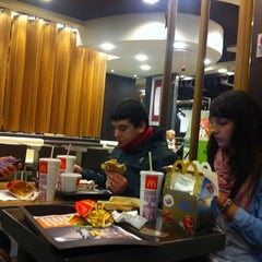 Photo taken at McDonald's by donatella D. on 11/30/2011