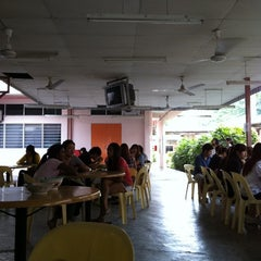 Photo taken at HCC Canteen by Ernie Y. on 5/10/2011