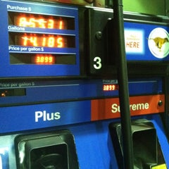 Photo taken at Exxon by Darwin Y. on 6/11/2012