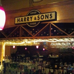 Photo taken at Harry & Son's by 'Tricia B. on 11/28/2011