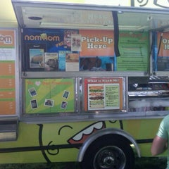 Photo taken at Long Beach Food Truck Fest by Gordon S. on 7/9/2011