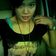 Photo taken at Jalan Mahendradata by Sulis R. on 1/11/2012