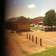 Photo taken at McComb Amtrak Station by Warren V. on 7/20/2011