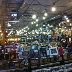 Photo taken at Twist & Shout Records by Louise K. on 5/13/2012