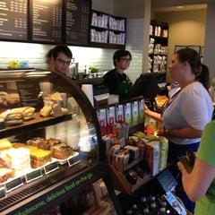 Photo taken at Starbucks by Chris W. on 7/10/2012