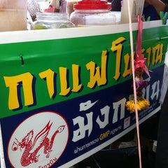 Photo taken at กาแฟโบราณ มังกรบิน by Mitamura A. on 8/3/2011