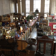 Photo taken at vintage bank antiques by Matt S. on 3/18/2012