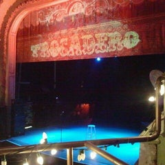 Photo taken at The Trocadero Theatre by Clio B. on 11/12/2011