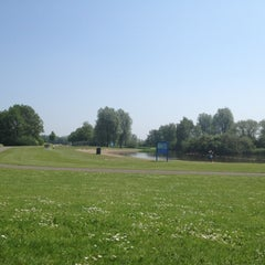 Photo taken at Jagersveld by Marit V. on 5/23/2012