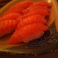 Photo taken at Yuka Japanese Restaurant by Gina G. on 8/6/2011