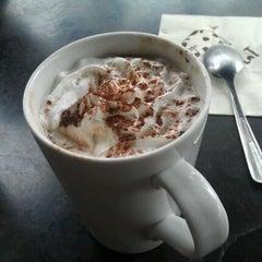 Photo taken at Chocolat Cremerie by Kerry R. on 1/23/2012