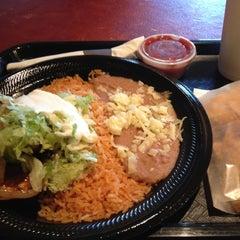 Photo taken at Carmona's Cocina Mexicana by Jacob B. on 5/19/2012