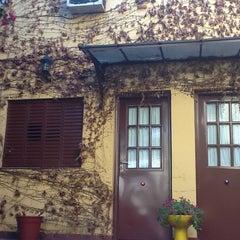 Photo taken at Puerto Limon Hostel by Ivan F. on 12/29/2011