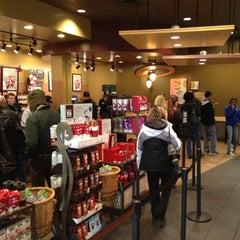Photo taken at Starbucks by David G. on 12/11/2011