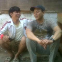 Photo taken at SMP Negeri 196 by aek p. on 9/7/2012