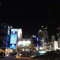 Photo taken at 서울패션창작스튜디오 (SFCS) by Joseph C. on 1/15/2012